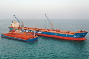 Konecranes wins China cranes on barges order