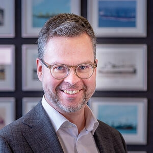 Koskinen new Chairman of Finnish Shipowners' Association