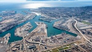 LA booms despite trade war
