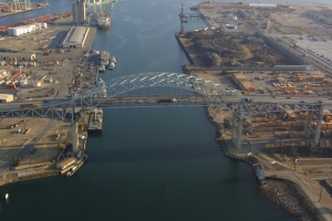 LA Ports work towards zero emissions
