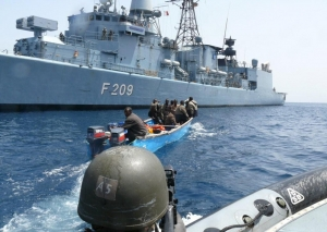 """""""Game changer"""" in Gulf of Guinea piracy fight"""