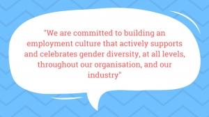 Leading UK maritime companies sign gender diversity pledge