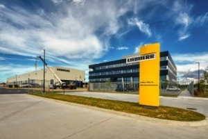 Liebherr USA's new headquarters