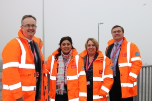 Liverpool hosts shipping minister