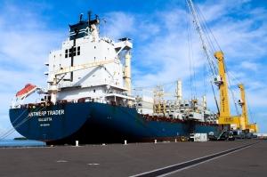 Logistec Montreal increases eco-efficiency with Konecranes Gottwald MHC