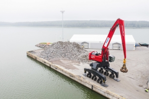 Mantsinen launches new handling solution