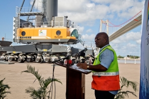 Maputo prepares for growth
