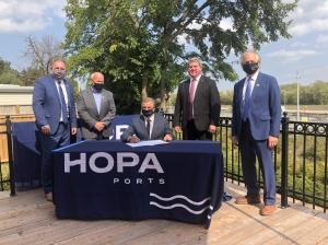 MOU brings Niagara hubs a step closer