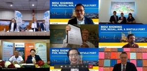 MoU to develop Malaysian Biohub Port