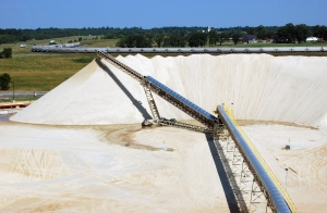 New Argentine frac sand plant selects Superior