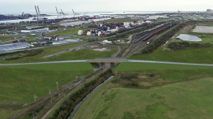 New Dunkirk access point