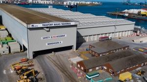 PD Ports bulk volumes increase 60% since opening Teesport Bulks Terminal