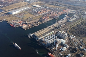 PD Ports joins with Rotterdam to get smarter