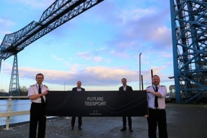 PD Ports launches bold vision for River Tees