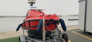 Peel completes autonomous vessel trial