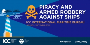 Piracy increasing off West Africa