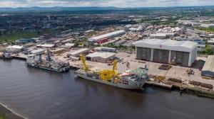 Port of Middlesbrough reborn