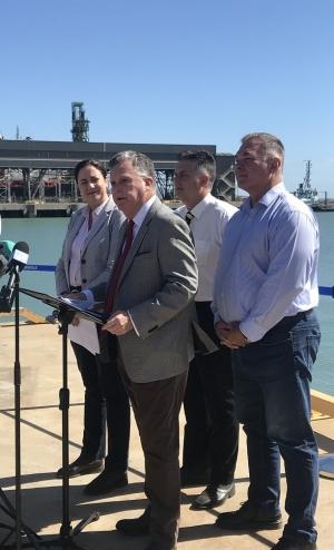 Port of Townsville fertilizer boost