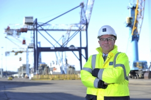 Port of Tyne appoints logistics expert