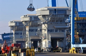 Port of Tyne unveils wood-pellet investment