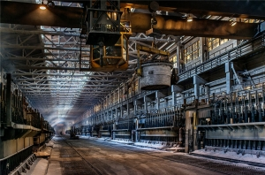 Power supply launch prepares smelter for commissioning