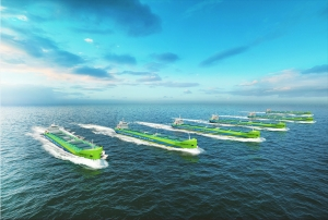 Project Forward paves way to meet IMO targets