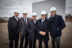 Québec Government supports Trois-Rivières improvements