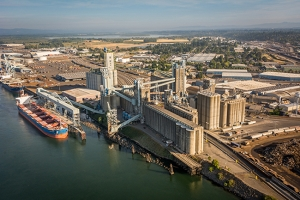 Record tonnage at Vancouver USA