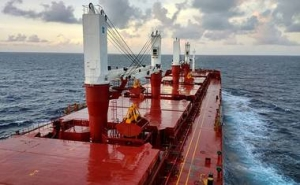 Seanergy's  scrubber deal with bulk charterers