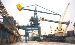 Siwertell extend Singapore cement handling