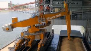 Siwertell unloader to serve Brazilian agri-bulk