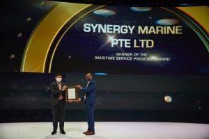 Synergy's contribution to Singapore growth recognised
