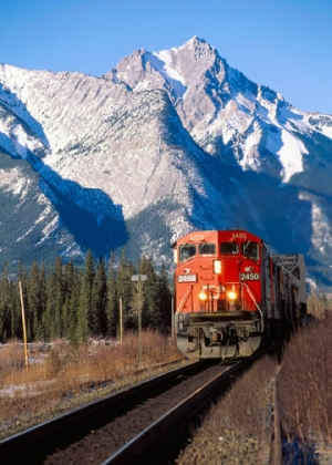 Thirteenth consecutive monthly grain record for CN
