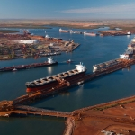 BHP introduces low emissions LNG freight