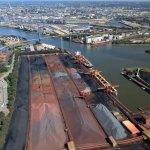 Bulk stable as Hamburg grows