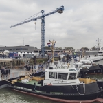 Damen festival showcases workboats