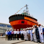 Damen Tug for new deep-water bulk terminal at Saqr Port