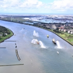 Deepening of Rotterdam waterway complete