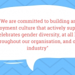 Leading UK maritime companies sign gender diversity pledge