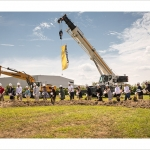 Liebherr USA celebrates groundbreaking of new headquarters