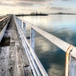 Maintenance starts at Bowen Wharf, Queensland