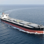 New coal carrier for NYK