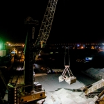 Phoenix Lighting retrofits Mobile Harbor Cranes at RAK Ports