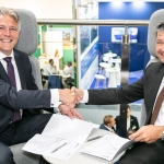 Rotterdam DeltaPort boost cooperation