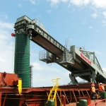 Siwertell's eco-friendly ore handling order from Ireland