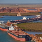 Steady rises at Pilbara Ports