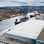Teesport Bulks Terminal officially opens