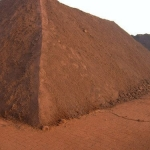 Vale iron fines shipments improve