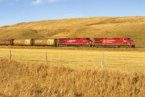 Time for change, say Canada's grain farmers