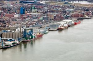 Trois-Rivières Port shows its resilience